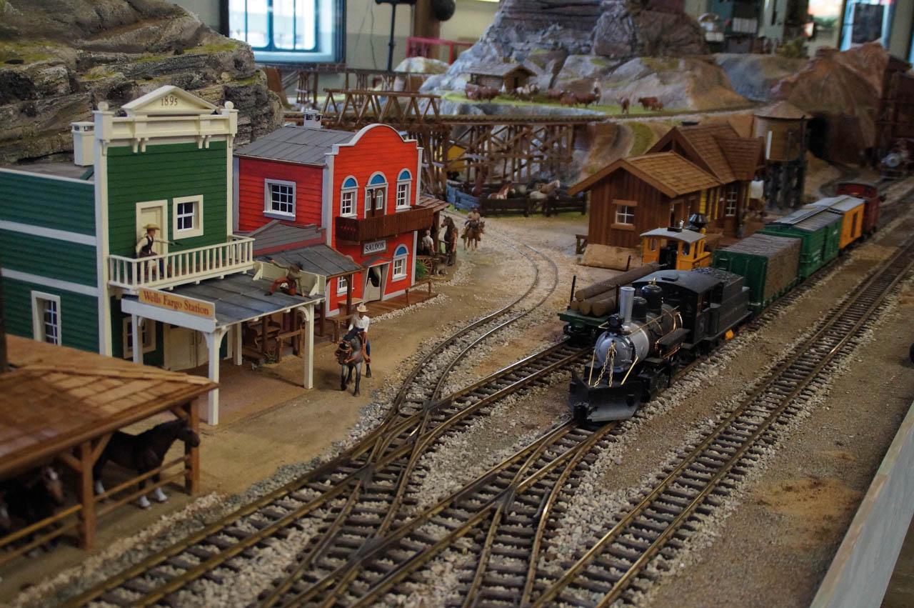 Die Welt der Eisenbahn